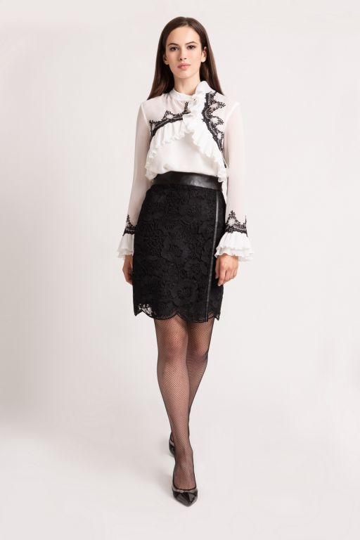Блузка Marisol White арт: 6.1633 A1